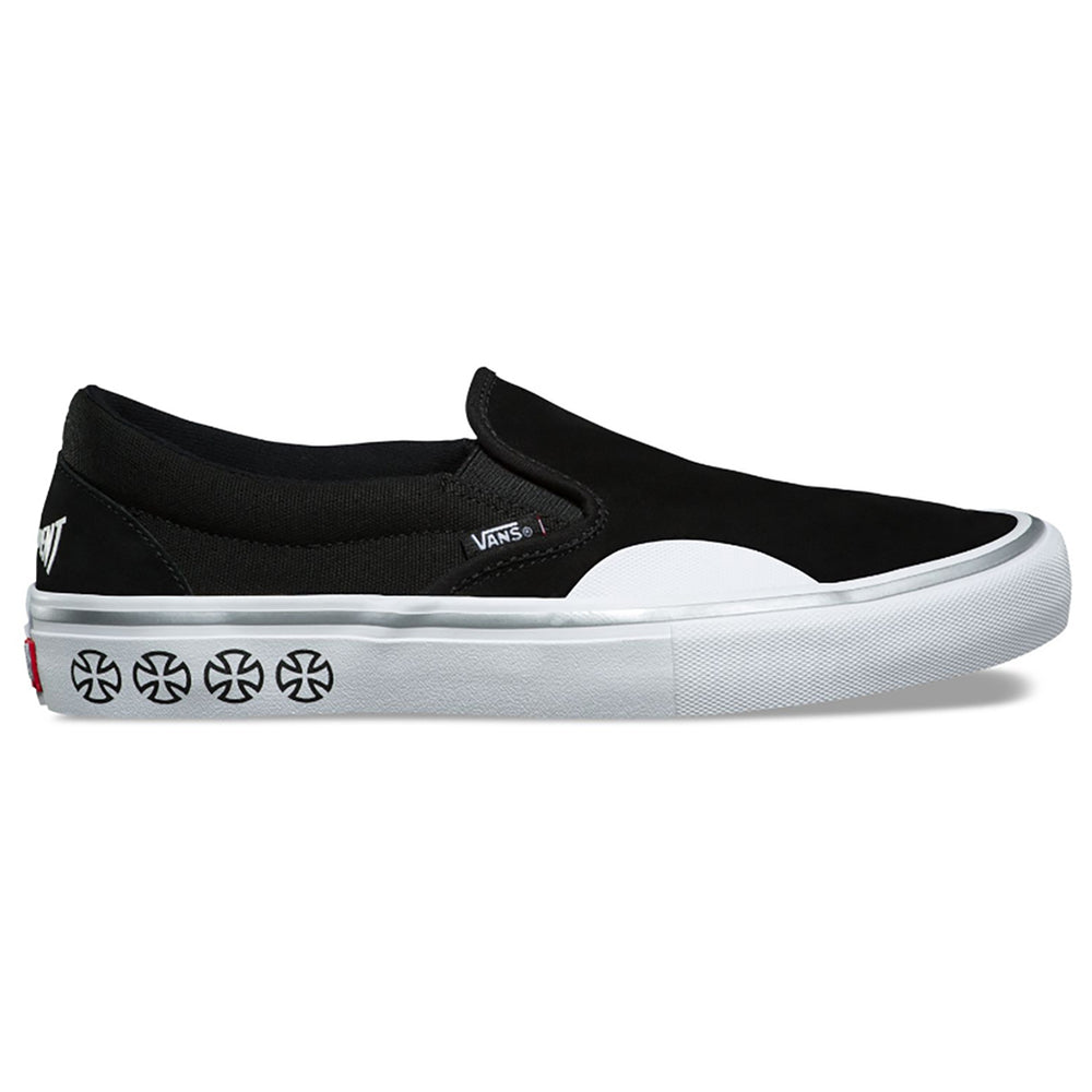 Vans X Independent Truck Co Slip On Pro Skate Shoes Now ...