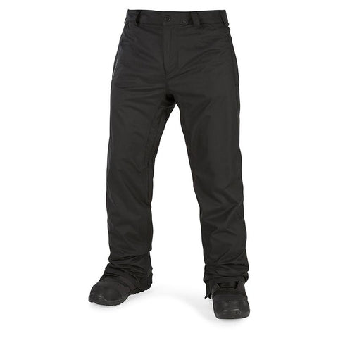 Volcom Freakin Snow Chino Pant 2018 Black pure board shop