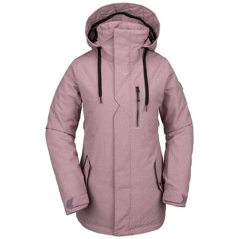 Volcom Shrine Insulated Womens Snow Jacket Purple Haze H0452007PUH pure board shop