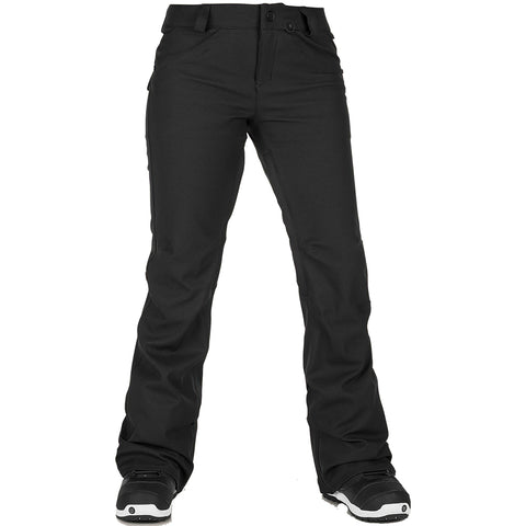 Volcom Species Stretch Womens Snowboard Pants 2019 Black H1351905 pure board shop
