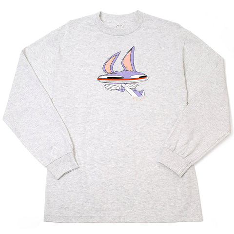 WKND WKND Welcome To Earth Long Sleeve T-Shirt Pure Board Shop