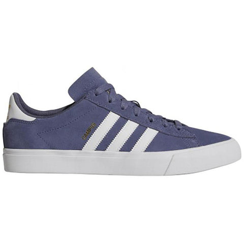 the latest 960de f6e4b adidas campus vulc II Skate Shoes Raw Indigo Footwear White Raw Indigo  CQ1078 Adidas Skateboarding Q2