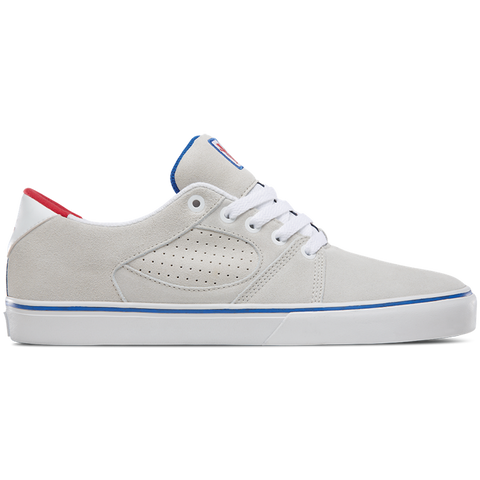 eS X Grizzly Square Three Skate Shoes White 5107000114 100 pure board shop