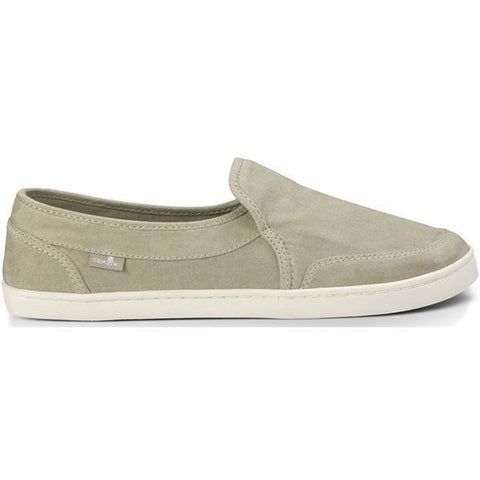 Sanuk Women's Pair O Dice Slip On Shoes Natural