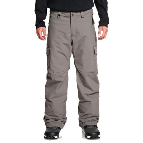 Quiksilver Porter Insulated Snowboard Pants Castlerock KVP0 Pure Board Shop