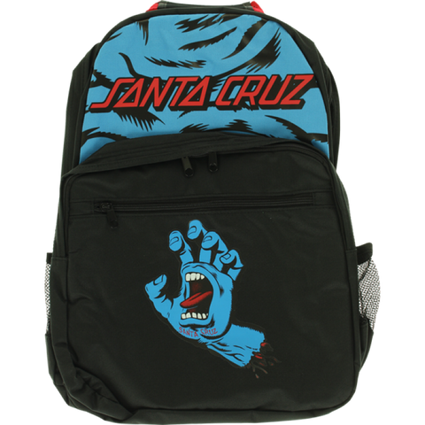 Santa Cruz Screaming Hand Backpack - Pure Boardshop