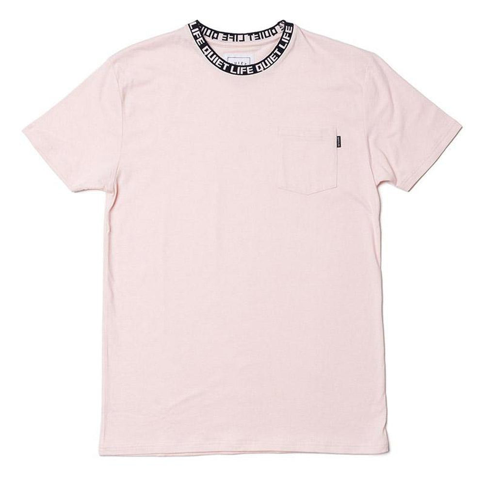 The Quiet Life Jacquard Crewneck T-Shirt