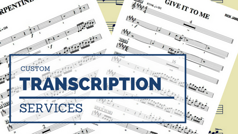 Custom Transcription Services<br><p>Submit Quote Request</p>