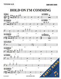 Hold On I'm Comin' (Sam and Dave) - Horn and Rhythm Parts