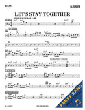 Let's Stay Together (Al Green) - Horn and Rhythm Parts