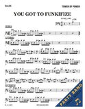 You Got To Funkifize (Tower of Power) - Horn and Rhythm Parts