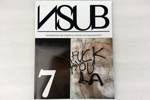 Magazine - Nsubordinate Magazine: Issue 7