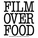 Stickers - FILM OVER FOOD (5 Pack)