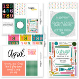 Extravagant Hope: April Digital Collection