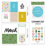 Extravagant Hope: March Digital Collection