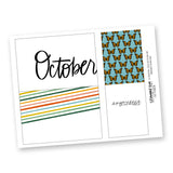 Extravagant Hope: October Digital Collection