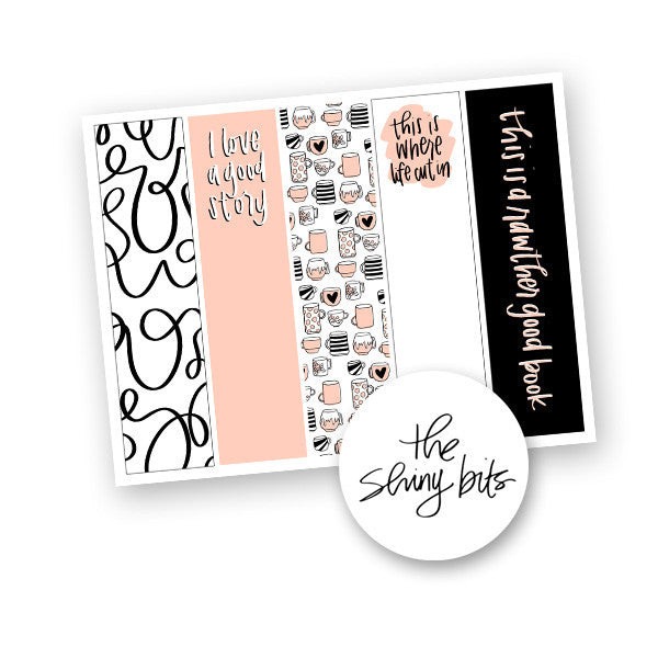 Eloise Digital Bookmarks