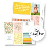 Laura Digital Journal Cards