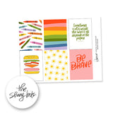 Ramona Digital Journal Cards