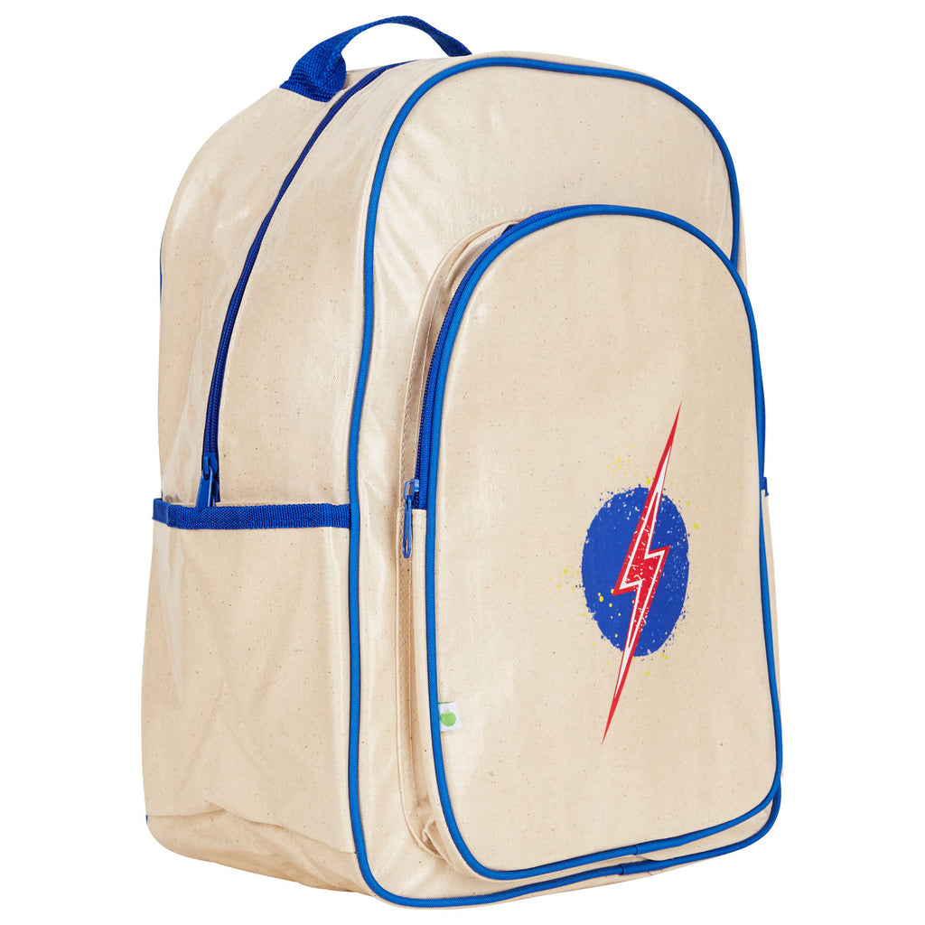 Lightning Bolt Big Backpack