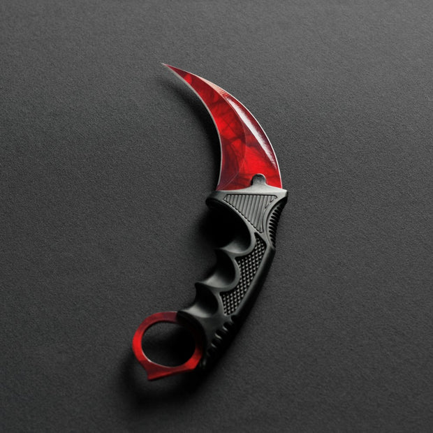 Ruby Doppler Karambit 1.0