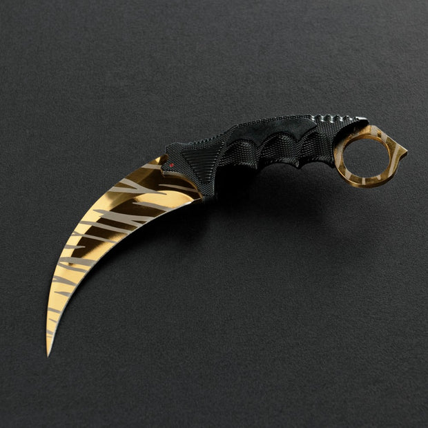 Tiger Tooth Karambit 2.0