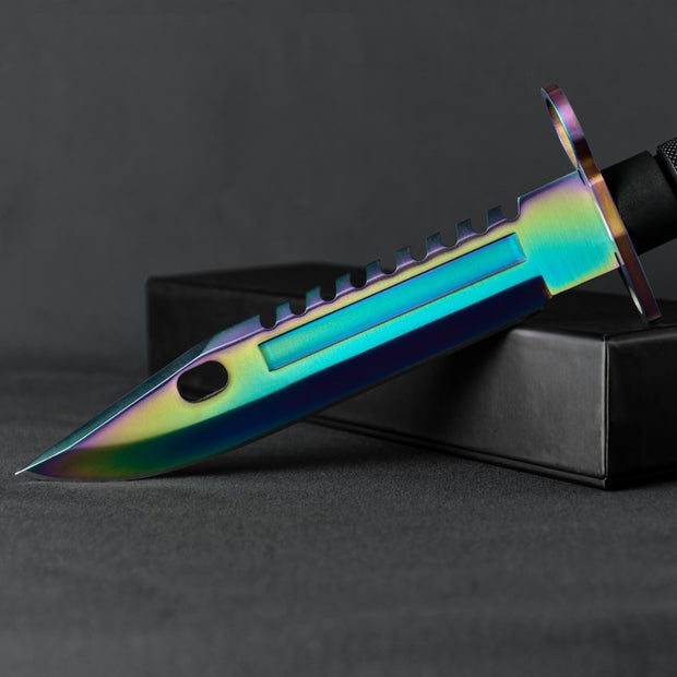 Fade M9 Bayonet-Real Video Game Knife Skins-Elemental Knives