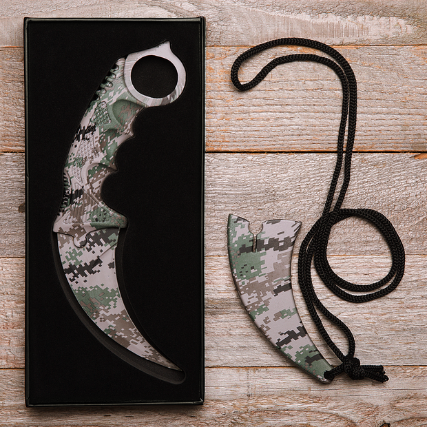 Forest DDPAT Karambit 1.0