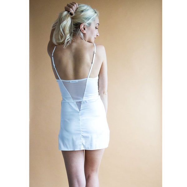 Brie Chemise (2 colors) | Silver Lining Lingerie