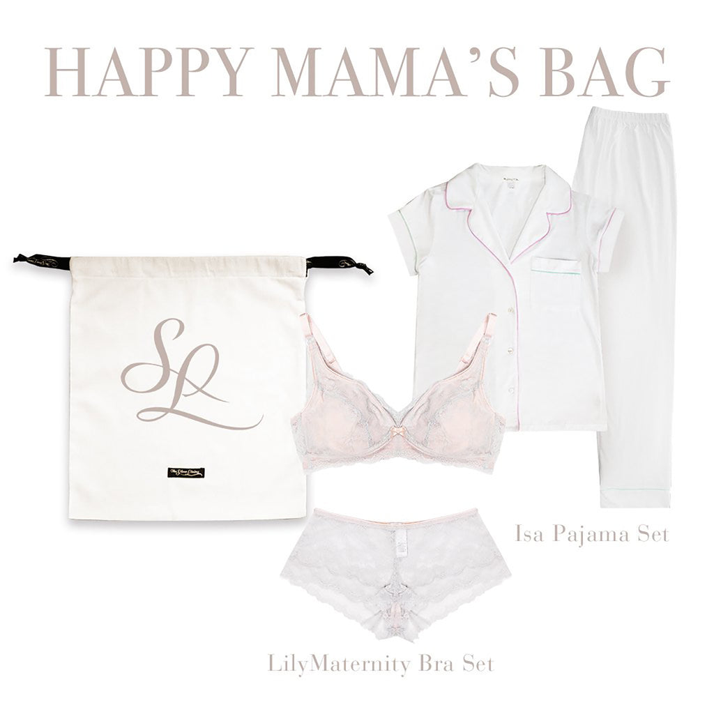 Happy Mama's Bag | Silver Lining Lingerie