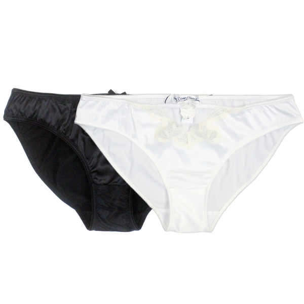 Julies Briefs (2 Colors) | Silver Lining Lingerie