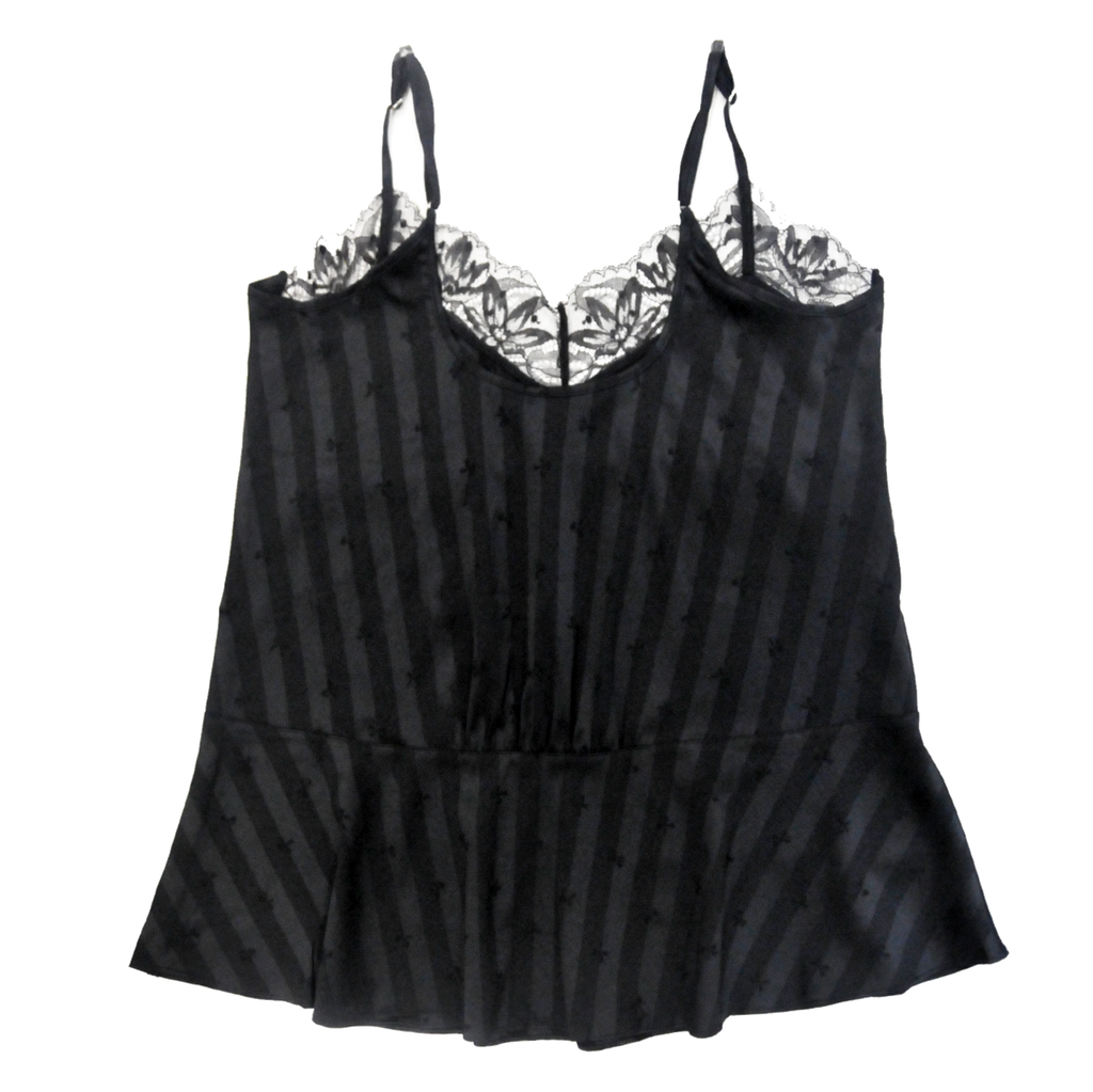 Kate Bow Print Camisole | Silver Lining Lingerie