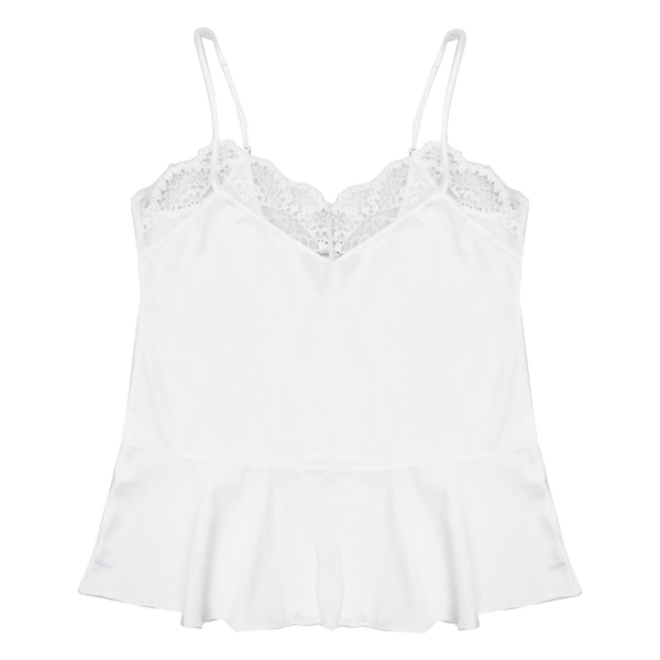 Kate Ivory Camisole | Silver Lining Lingerie