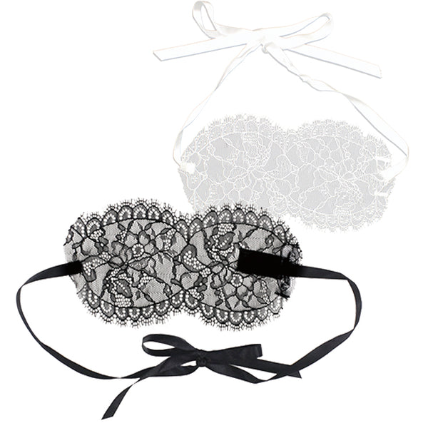 Louise Eye mask (2 colors) | Silver Lining Lingerie