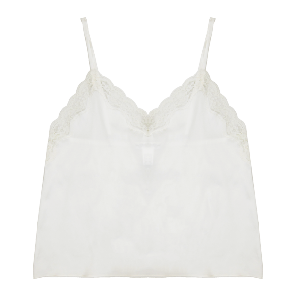 Natala Ivory Camisole | Silver Lining Lingerie