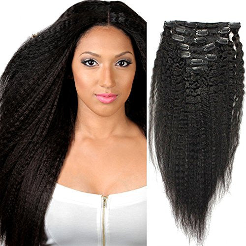 How To Find The Best Clip-In Hair Extension? : Popular Hairdresser's Words