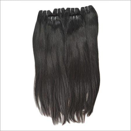 Raw Virgin Indian Straight Steamed Texture Bundles - Tress Temple