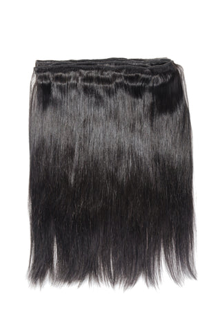 Sample Raw Virgin Indian Hair Weft - Tress Temple