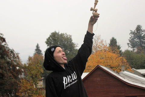 Grant Ingersoll || Co-Founder || pnw american made kendamas & apparel