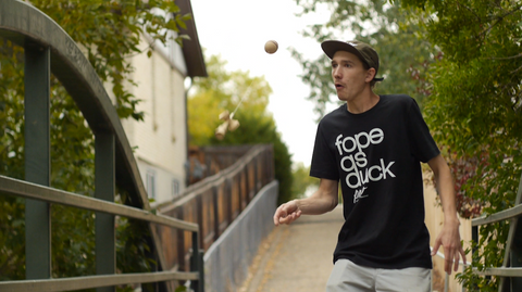 Kris Bosch || Co-Founder || pnw american made kendamas & apparel