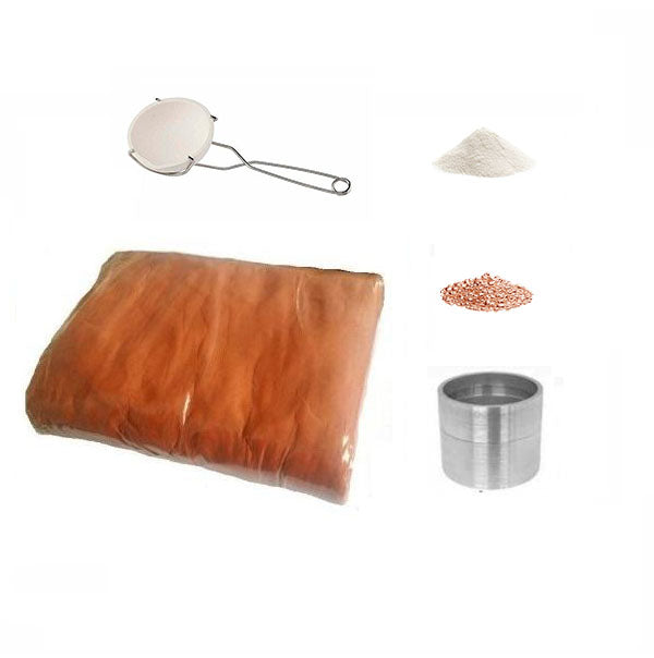 Copper Delft Style Sand Casting Kit