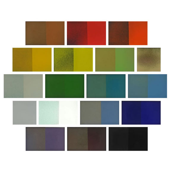 WG Ball Wet Process Enamels - pre-mixed (Select Colours from Dropdown List)