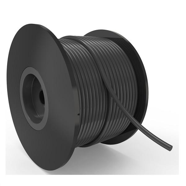 Adhesives & Stringing Supplies - Black Rubber Cord