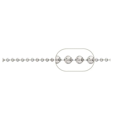 Ball Chain - (2.5mm diam) #BC25-193