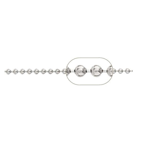 Ball Chain - (3.0mm diam) #BC30-194