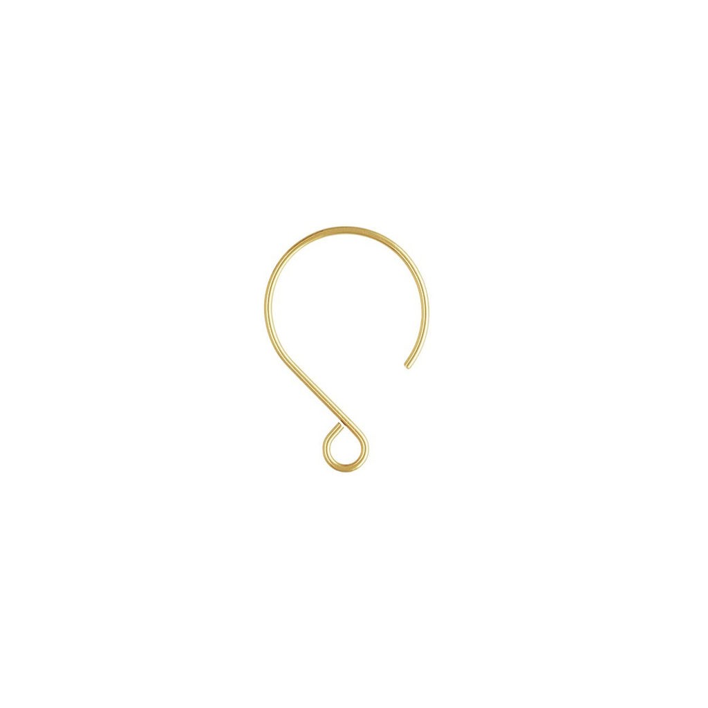 Balloon Earring Hooks (Use Dropdown List to select Metal)