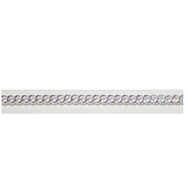 Chain & Readymades: Precious & Plated - Curb - Diamond Cut (3.0mm) #063CH0004