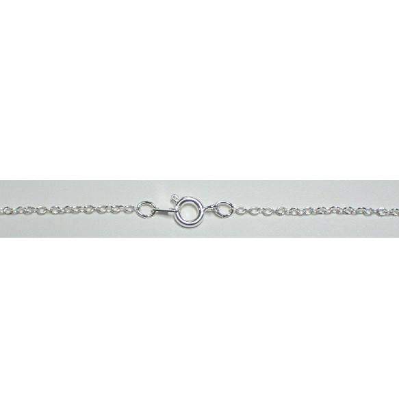 Chain & Readymades: Precious & Plated - Oval Trace - READY-MADE (1.2mm) Packet Of 12