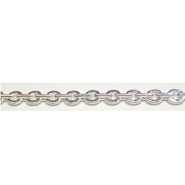 Chain & Readymades: Precious & Plated - Round, Flat - Fancy (3.5mm) #063CH0006