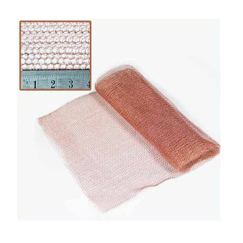 Knitted Copper Mesh